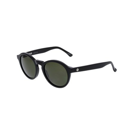 Electric Reprise EE12401601 Black Round (Electric Tech One Sunglasses)