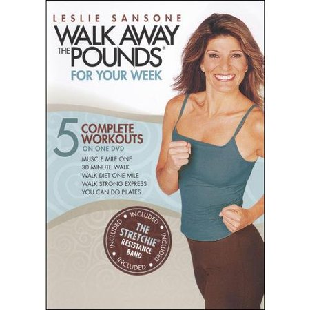 Leslie Sansone: Walk Away The Pounds For Your Week (Full