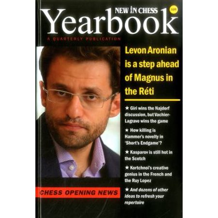 New In Chess Yearbook  Chess Opening News