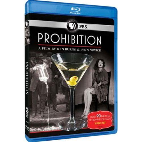 Ken Burns: Prohibition (Blu-ray)