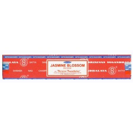 Satya Jasmine Blossom Incense Sticks, 15