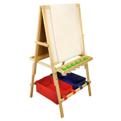 how to build a large painting easel