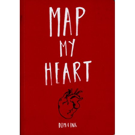 Map My Heart: My Love Life in Doodles (Paperback) (Map My Life)