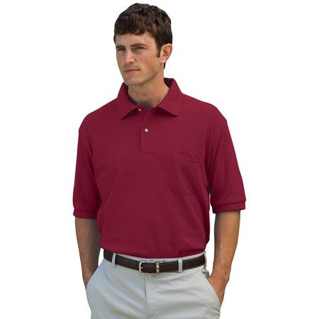 Inner Harbor Men's Mainsail Mesh/Pique Pocket Polo Shirt