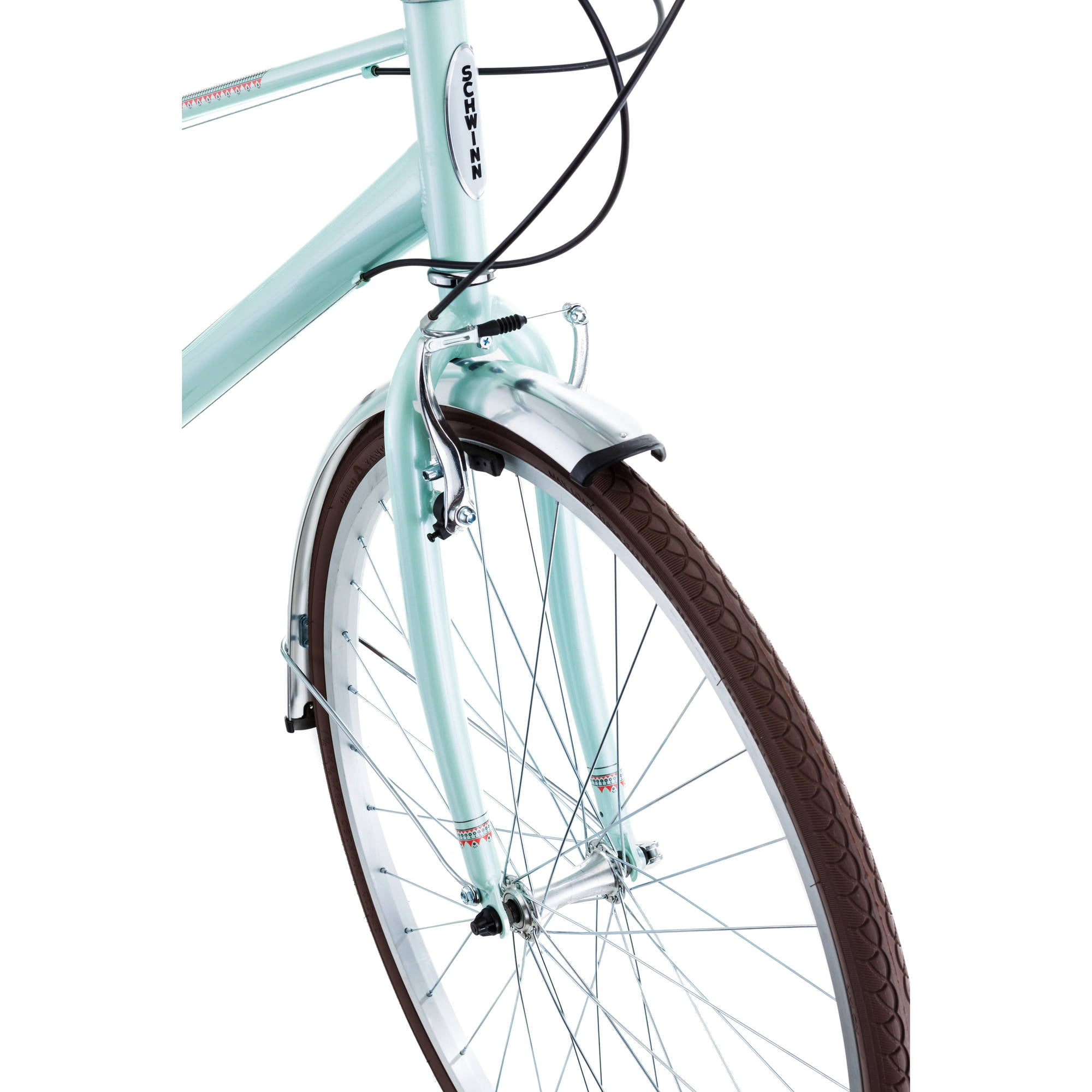 700c Schwinn Admiral Women S Hybrid Bike Mint Green