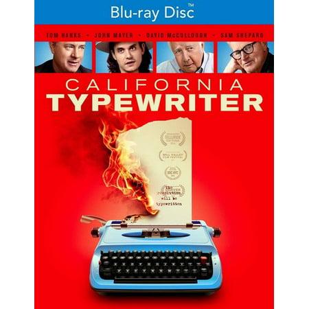 California Typewriter (California Round Ray)