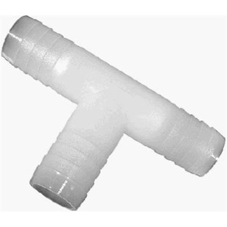 Amc 53724-10 5/8 Nylon Hose Barb Union Tee