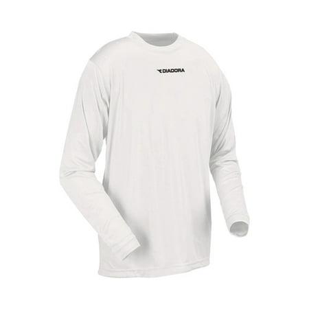 04094951a2 Men's Diadora Leggera Long Sleeve Training Top