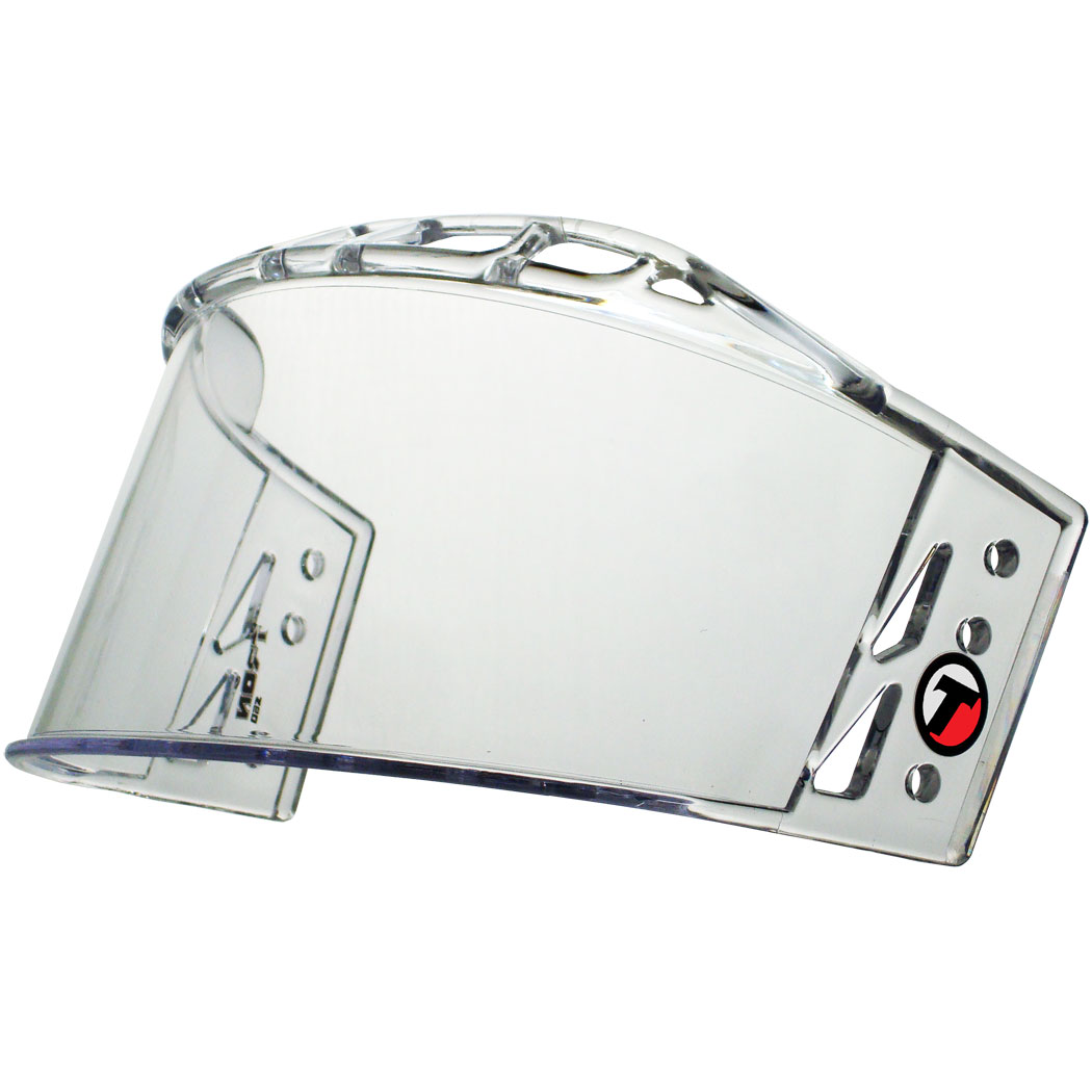 TronX S60 Hockey Helmet Visor (Clear)