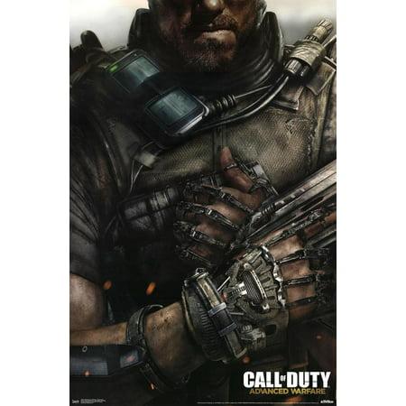 Cod Advanced Warfare   Blacksmith Poster 22 X 34In