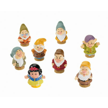 Disney Princess Snow White and the Seven Dwarves Gift Set By Little People