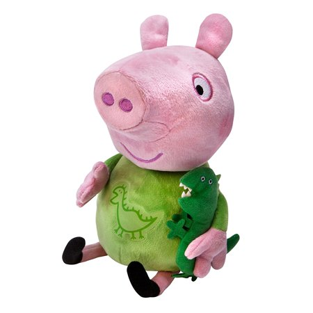 Plush (Slumber N' Oink) (George)Unique outfits from the show launching every season! By Peppa Pig](Pig Outfit)