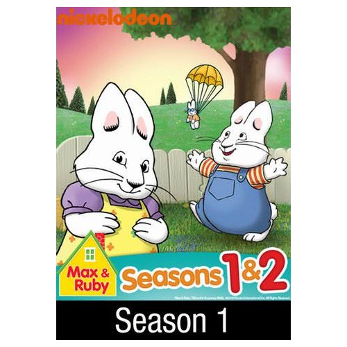 Max and Ruby: Season 1 & 2 (2003)