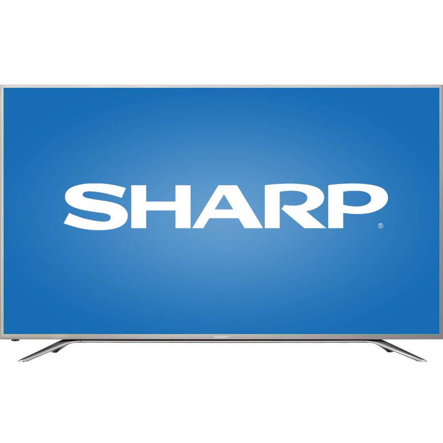 "Refurbished Sharp 55"" Class 4K (2160P) Smart LED TV (LC-55N7000U) by Sharp"