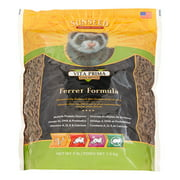 Sunseed Sunthing Special Ferret Formula Small Animal Food, 3 Lb
