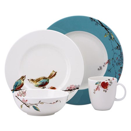 Lenox 'Chirp' 4-piece Dinnerware Place Setting - Place Settings Ideas