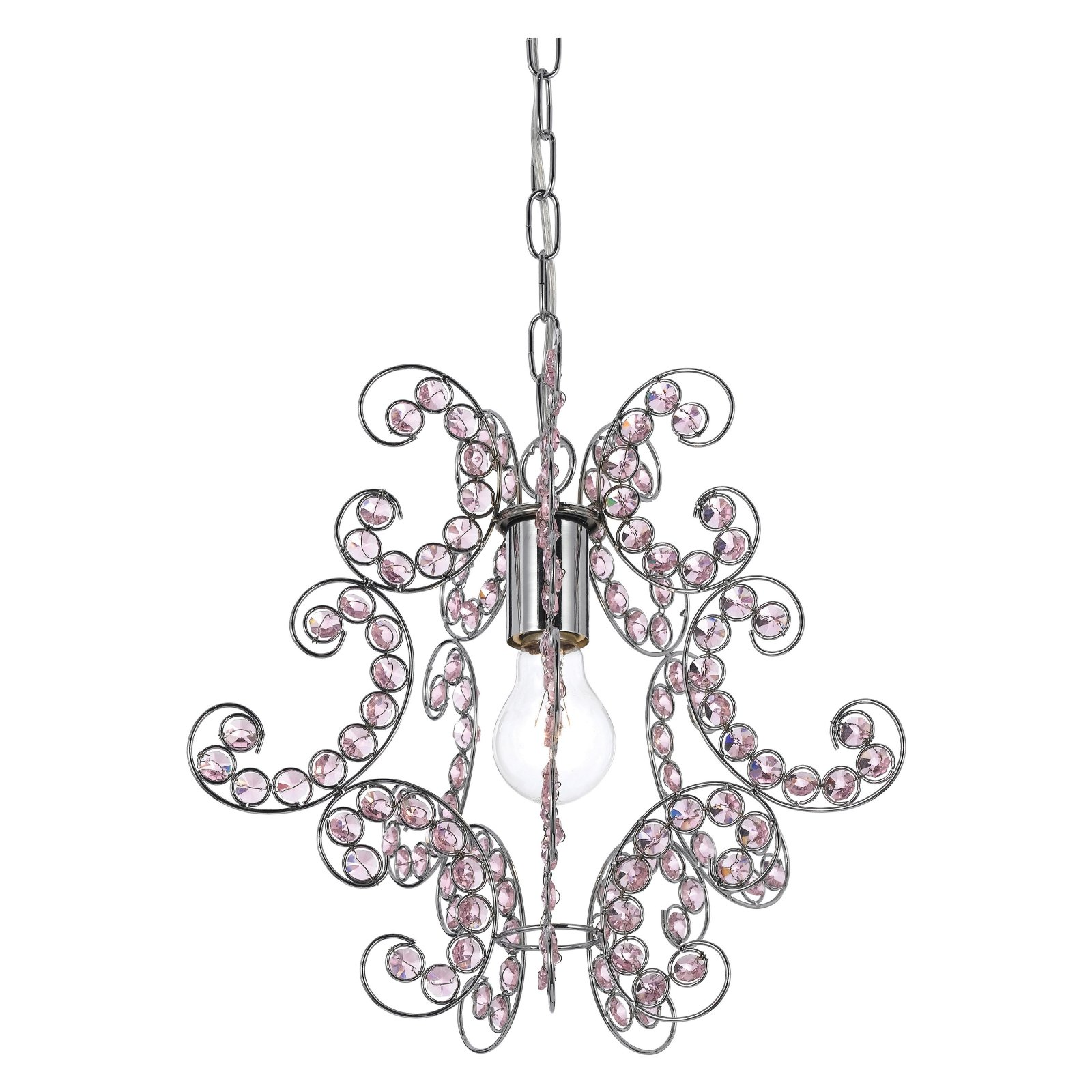 AF Lighting Elements 8477 Mini Chandelier