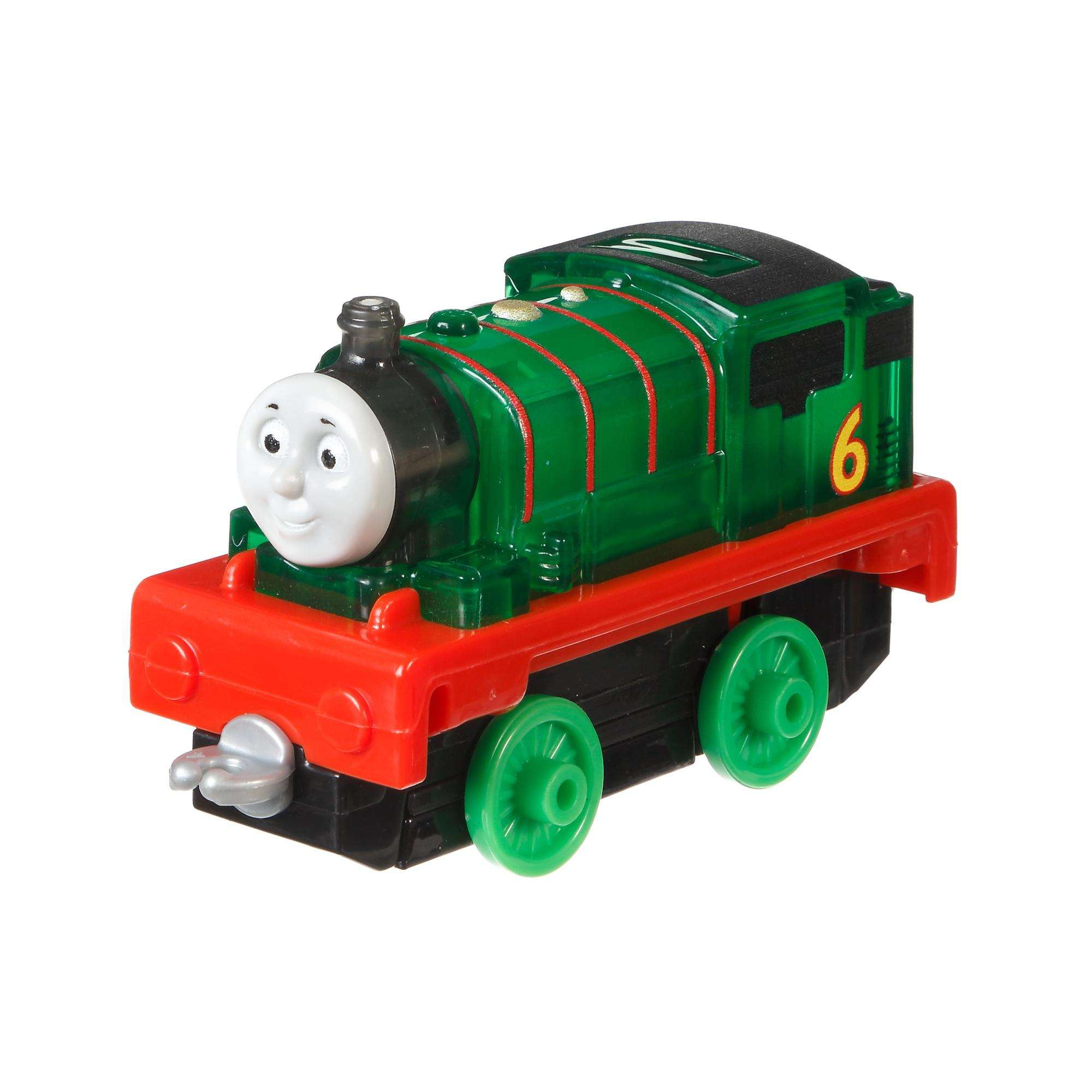 Thomas & Friends Adventures Light-Up Racer Percy