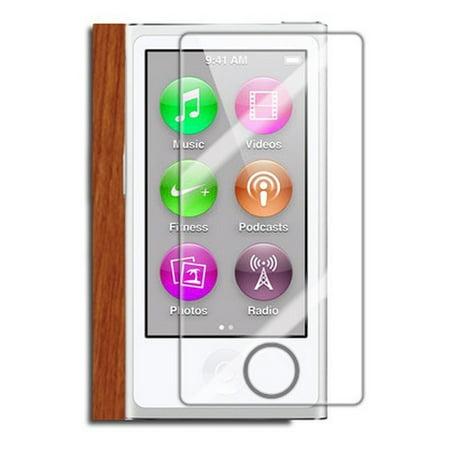Skinomi Light Wood Full Body Skin Screen Protector Cover For Apple Ipod Nano 7