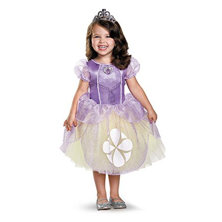 Disguise 85630M Sofia Tutu Deluxe Costume  X Small  3T 4T