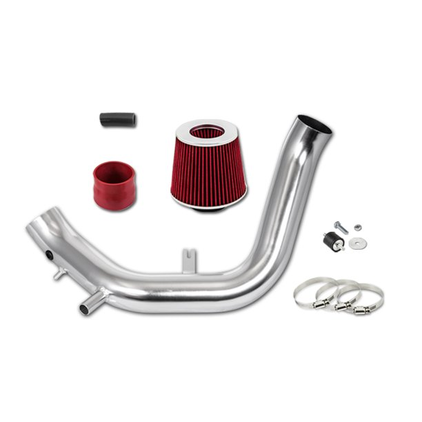 """RL Concepts 3"""" JDM Red Cold Air Intake Induction Kit"""