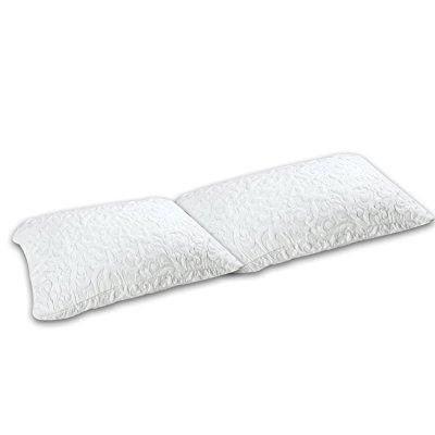 DynastyMattress 2 Gel Memory Foam Pillows (Standard)