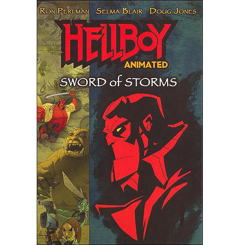 Hellboy Animated: Sword Of Storms (Widescreen)