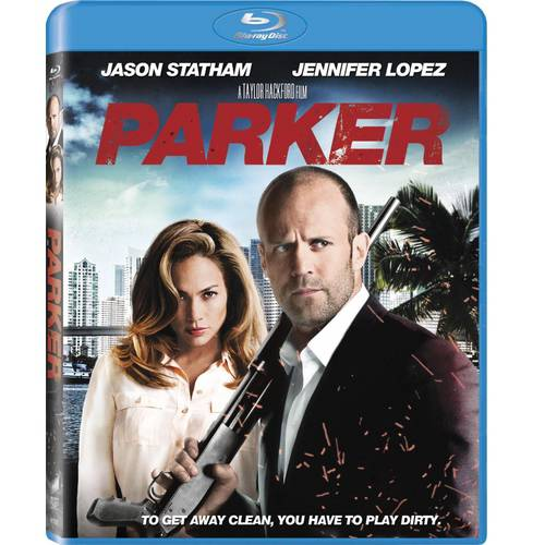 Parker (Blu-ray) (With INSTAWATCH) (Widescreen)
