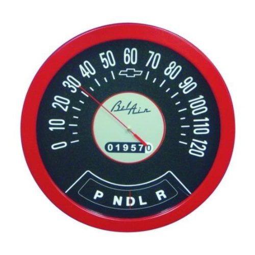 General Motors 57 Chevy Speedometer