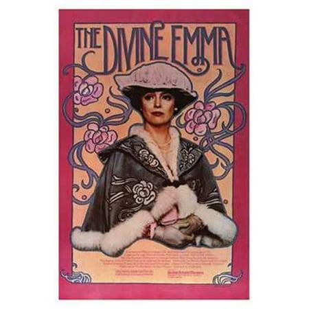 Posterazzi MOV256196 Divine Emma Movie Poster - 11 x 17 in. - image 1 de 1