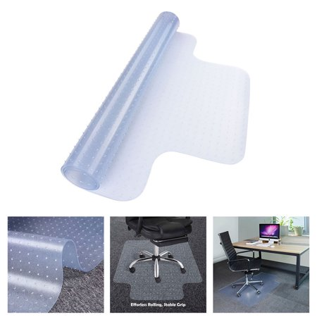 Yeshom 48 X 36 60 X46 Clear Pvc Floor Mat Protector