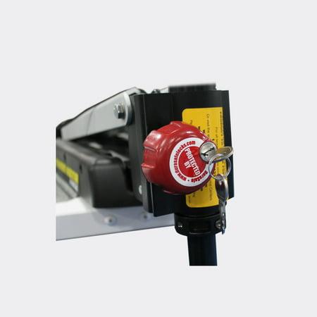 Minn Kota Riptide Sm Bow (Durasafe Bowmount Trolling Motor Lock Minn Kota Edge, Riptide SE, Riptide SM, and Hand Control Pontoon models )