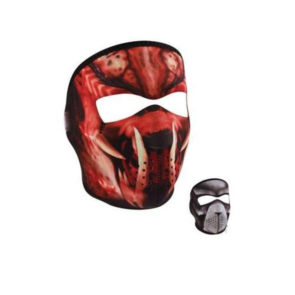 Zan Headgear Full Face Reversible Neoprene Mask by Zan Headgear