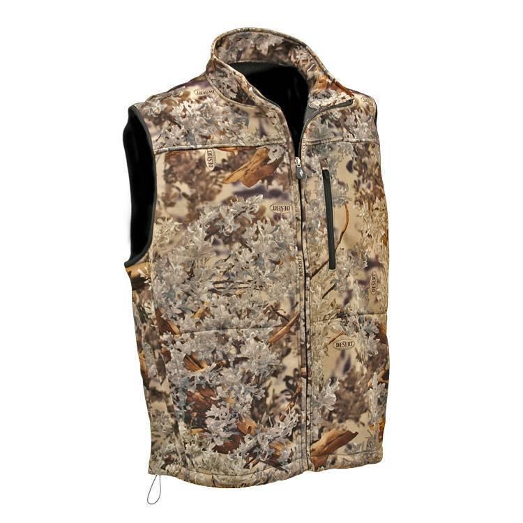 King's Camo Hunter Series Vest Desert Shadow by