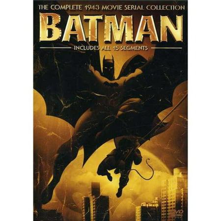 Batman - The Complete 1943 Movie Serial -