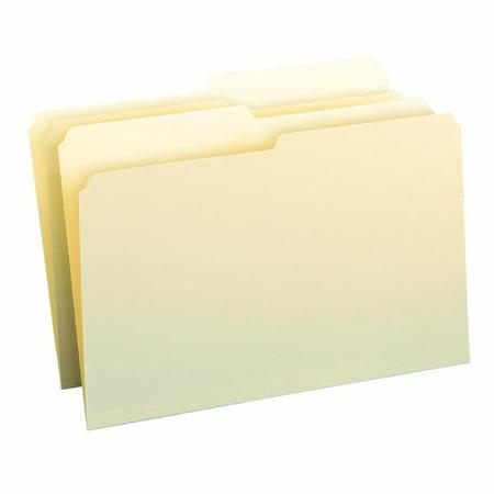 Smead File Folder, 1/2-Cut Tab, Legal Size, Manila, 100 per Box (15320)](Legal Size File Folders)