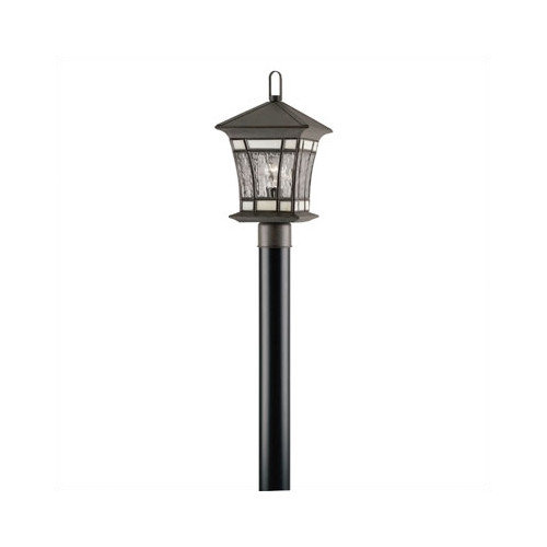 Westinghouse Lighting Riverbend 1 Light Post Lantern