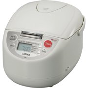Tiger Microcomputer Controlled 5-Cup Rice Cooker