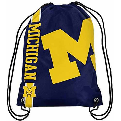NCAA Michigan Drawstring Backpack