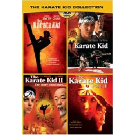 The Karate Kid Collection (DVD) - Pbs Kids Halloween Collection Dvd Collection