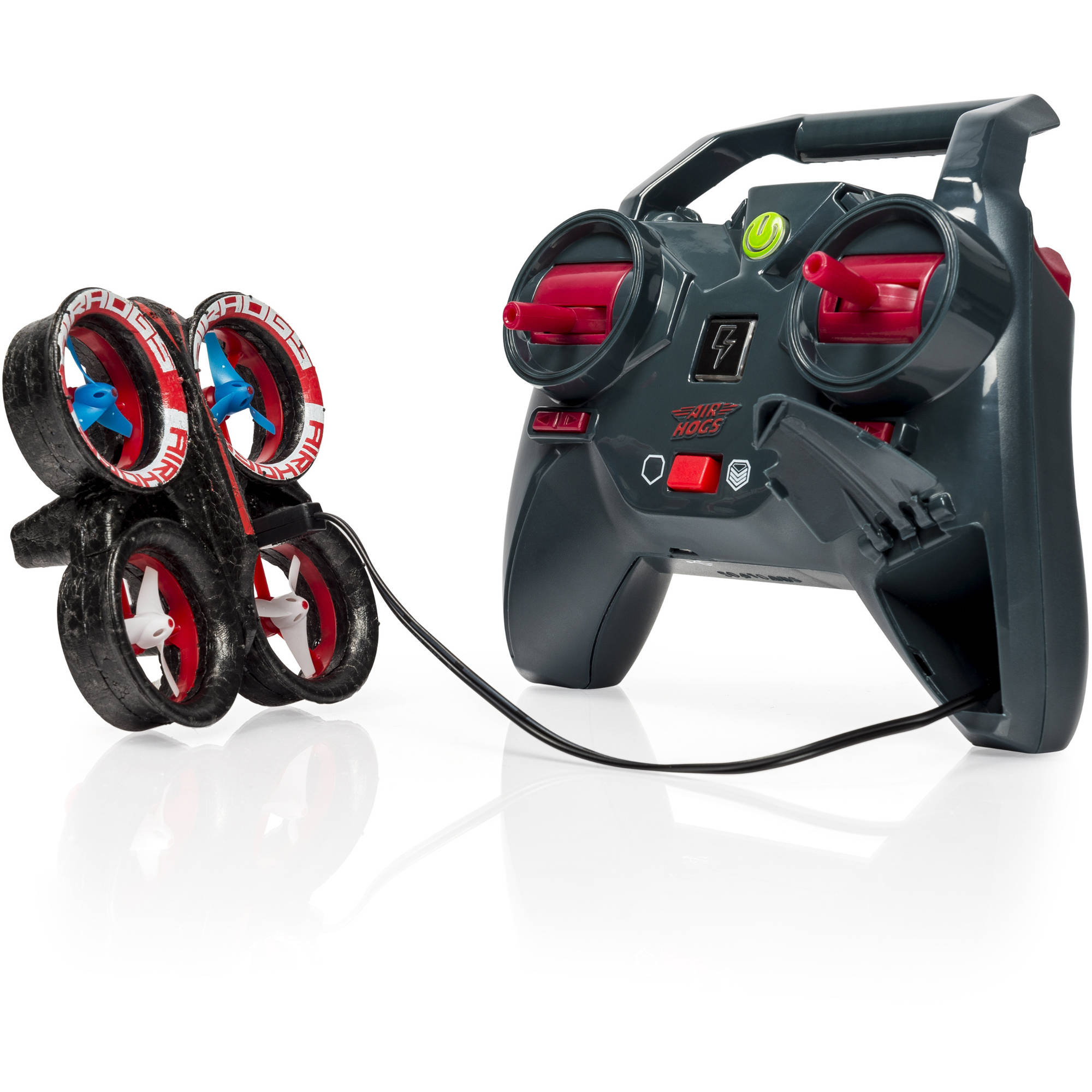 Air Hogs Helix Ion Drone 24 Red Black