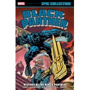 Black Panther Epic Collection - eBook