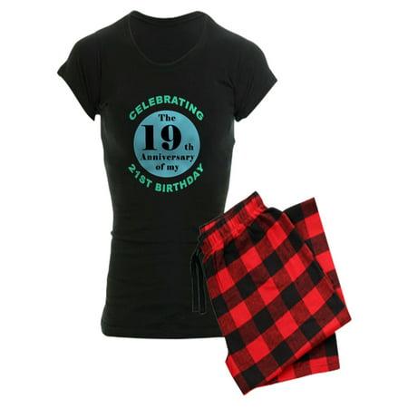 413894414 CafePress - CafePress - 40Th Birthday Humor - Women's Dark Pajamas -  Walmart.com