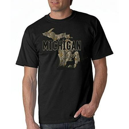 J2 Sport Michigan Deer Scene Camo Unisex - Sports Scene Store