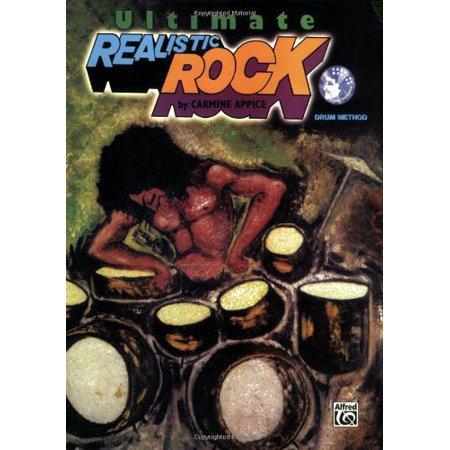 Ultimate Realistic Rock Mega Pack (DVD + CD)