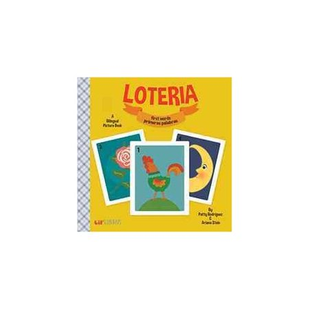 Loteria   Lottery  First Words   Primeras Palabras