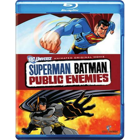 Superman/Batman: Public Enemies (Blu-ray) (Public Enemies Trailer)