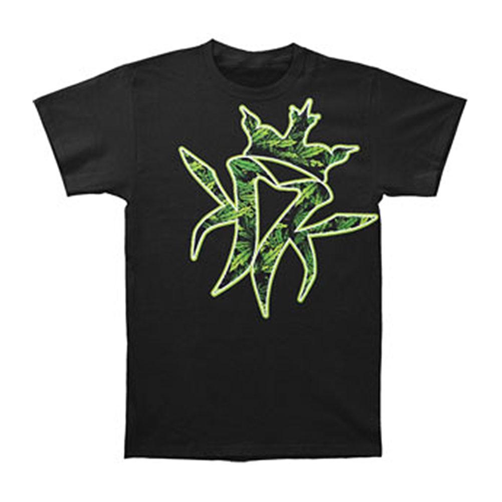 Kottonmouth Kings Men S Tasters Choice T Shirt Black Walmart Com