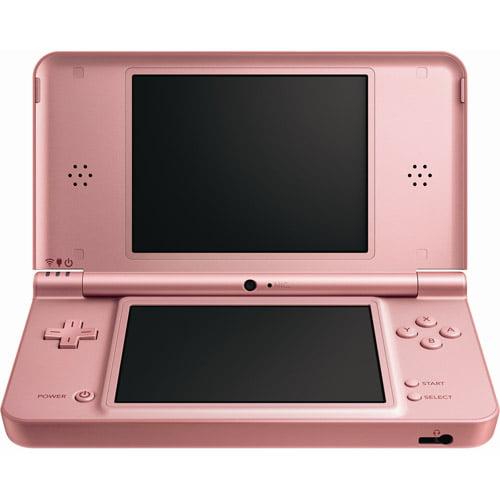 Nintendo DSi XL, Metallic Rose