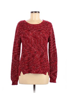 Red Jessica Simpson Womens Sweaters